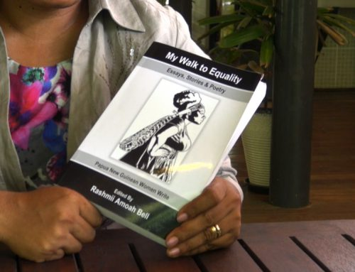Paga Hill fellowship may herald a PNG literary festival