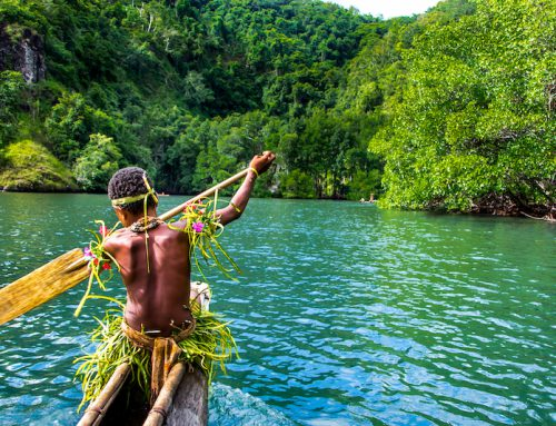 Cultural tourism a major drawcard for PNG